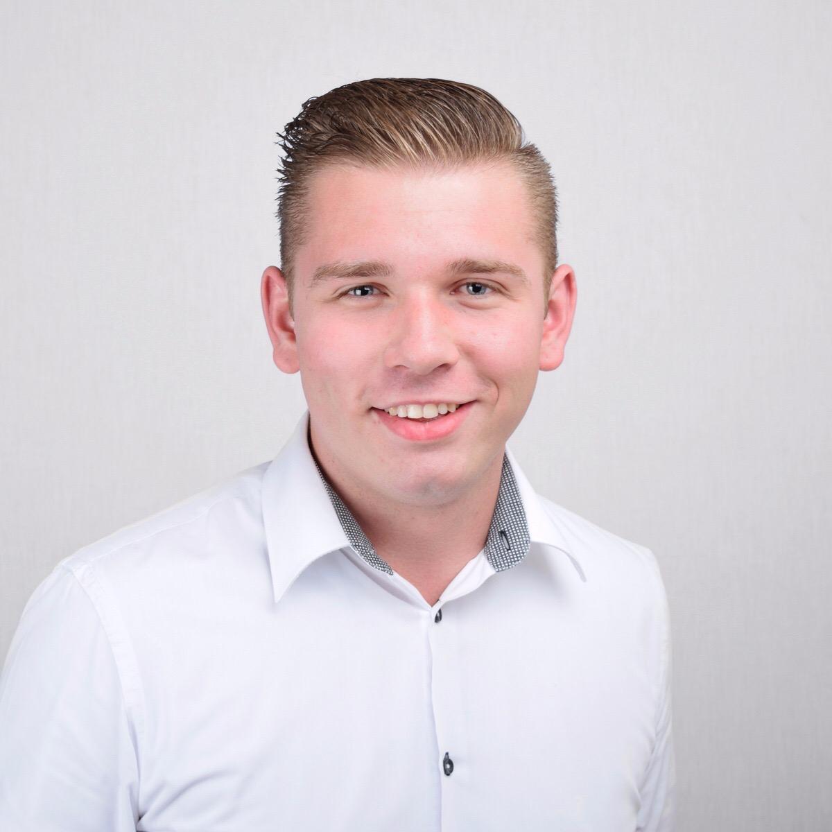 Mike van den Broek